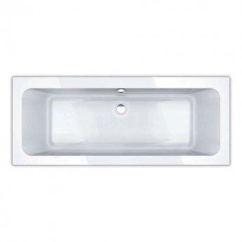 Duchy Islington Double Ended Rectangular Bath 1700mm x 700mm 5mm - Acrylic