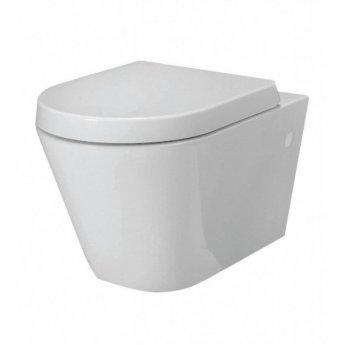Duchy Ivy Wall Hung Toilet, Soft Close Seat