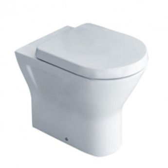 Duchy IVY Comfort Height Back To Wall Toilet 550mm Projection - Soft Close Seat