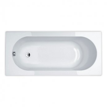Duchy Kingston Single Ended Rectangular Bath 1700mm x 750mm 4mm - Acrylic