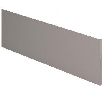 Duchy Nevada MDF Bath Front Panel and Plinth 560mm H x 1800mm W - Cashmere