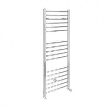 Duchy Treviso Straight Towel Rail 1200mm H x 500mm W - Chrome