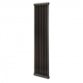 EcoRad Legacy 2 Column Radiator 1802mm High x 699mm Wide 15 Sections - Lacquer