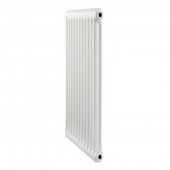 EcoRad Legacy 2 Column Radiator 602mm High x 1689mm Wide 37 Sections - White
