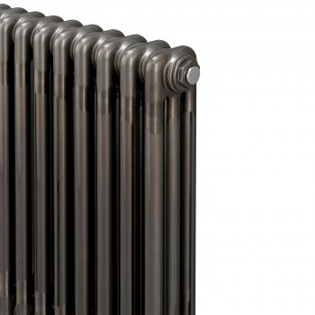 EcoRad Legacy 3 Column Radiator 602mm High x 1239mm Wide 27 Sections - Lacquer