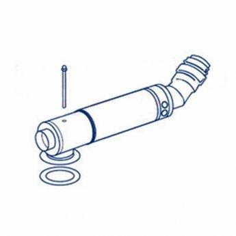 Firebird Low Level Flue Kit 200-280mm Long (185mm Diameter)