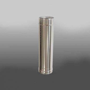 Firebird 500mm Long Flue Extension (125mm diameter)