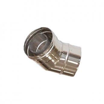 Firebird 45 Degree Flue Bend 73 (185mm diameter)