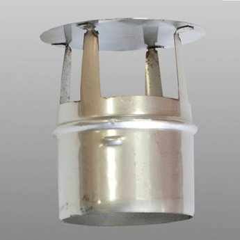 Firebird Chinaman Plume Hat Cowl (80mm Diameter)