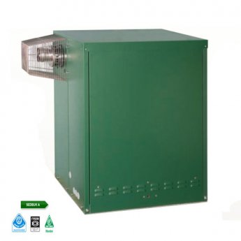 Firebird Envirogreen Condensing Outdoor System Oil Boiler 35kW