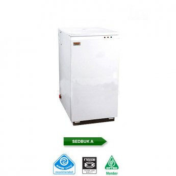 Firebird Envirogreen Condensing Kitchen Systems Oil Boiler 44kW