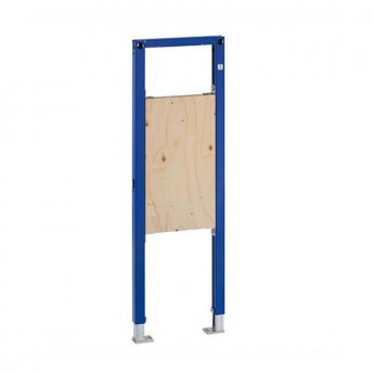 Geberit Duofix Frame for Support Handles, 1120mm x 365mm, Blue