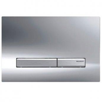 Geberit Sigma50 Dual Flush Plate - Gloss Chrome