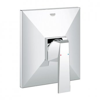 Grohe Allure Brilliant Concealed Shower Valve Trim, Chrome
