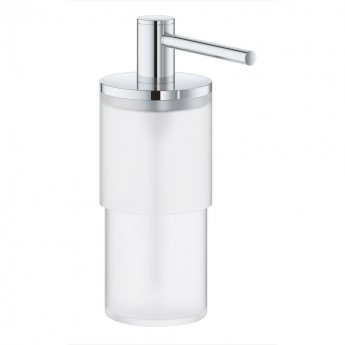 Grohe Atrio Bathroom Soap Dispenser - Chrome