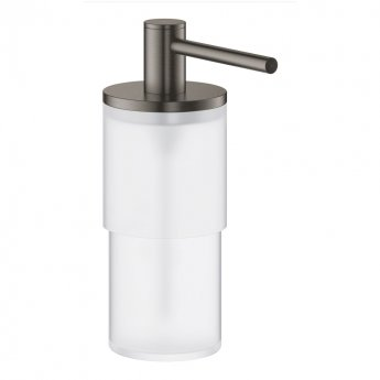 Grohe Atrio Soap Dispenser - Brushed Hard Graphite