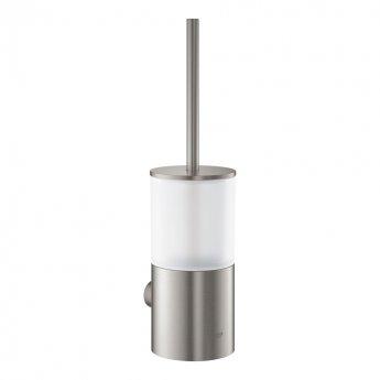 Grohe Atrio Toilet Brush Set - Supersteel