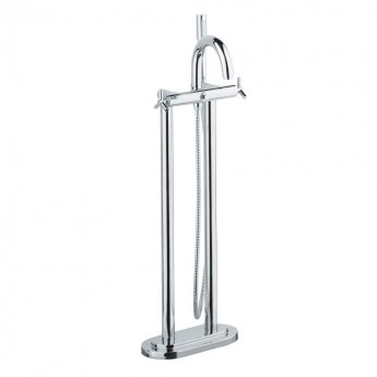 Grohe Atrio Ypsilon Bath Shower Mixer Tap Floor Standing - Chrome