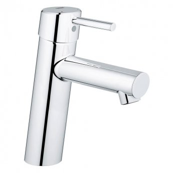 Grohe Concetto M-Size Single Lever Basin Mixer Tap - Chrome