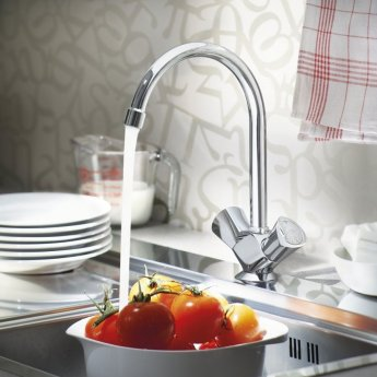 GROHE 31819001 Costa S Kitchen Sink Tap