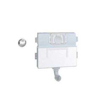 Grohe EAU2 6/3 Litre Dual Flush Cistern & Button