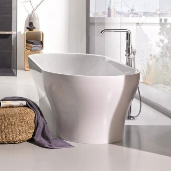 Grohe Essence Single Lever Bath Shower Mixer with Swivel Spout - Chrome