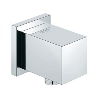Grohe Euphoria Cube Shower Elbow, Chrome