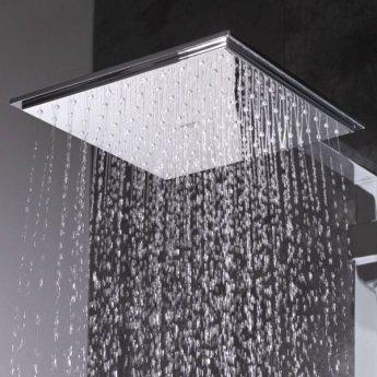 Grohe Euphoria Cube 150 Single Spray Shower Head- Chrome