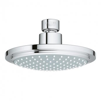 Grohe Euphoria Cosmopolitan 160mm Fixed Shower Head Single Spray Pattern - Chrome