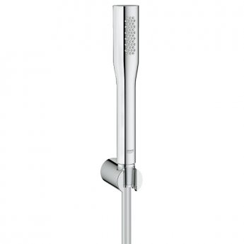 Grohe Euphoria Cosmo Shower Handset and Holder, Chrome