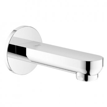 Grohe Eurosmart Cosmo Bath Spout, Wall Mounted, Chrome
