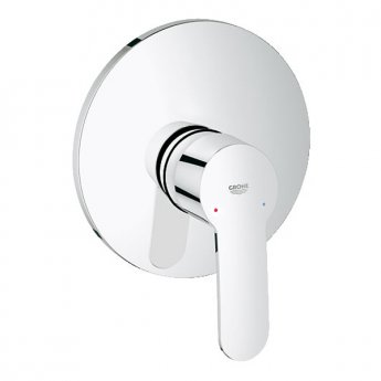 Grohe Eurostyle Cosmo Concealed Shower Valve Trim - Chrome