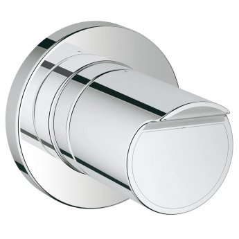 Grohe Grohtherm 2000 Concealed Stop Valve Trim Only - Chrome