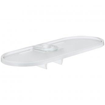 Grohe New Tempesta Easy Reach Acrylic Soap Tray