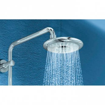 Grohe Rainshower Icon Fixed Shower Head, Chrome