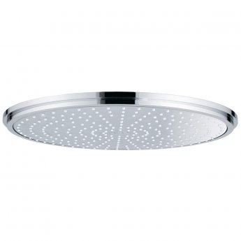 Grohe Rainshower Cosmopolitan 400mm Jumbo Shower Head 1 Spray Pattern - Chrome