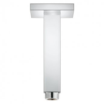 Grohe Rainshower Ceiling Mounted 154mm Shower Arm - Chrome