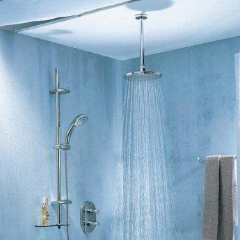 Grohe Rainshower 142mm Shower Arm Ceiling - Chrome
