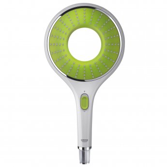 Grohe Rainshower Icon Shower Handset, White / Eco Green