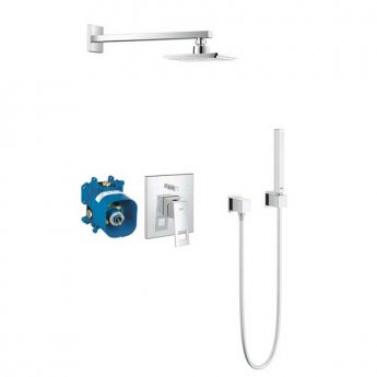 Grohe Rapido E Universal Mixer Valve for Single Lever Concealed Showers