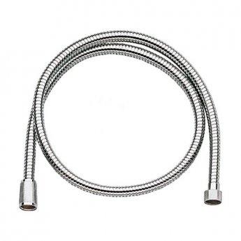 Grohe Relexaflex Metal Shower Hose, 1250mm Length, Chrome