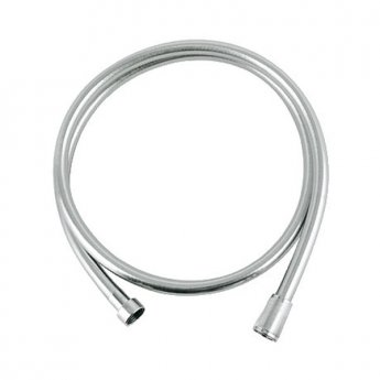Grohe Silverflex Shower Hose, 1500mm Length, Chrome