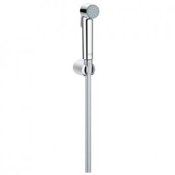 Grohe Tempesta-F Trigger 30 Single Spray Douche Set - 1500mm Shower Hose - Chrome