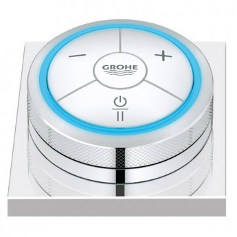 Grohe Veris F-Digital Controller for Bath or Shower - Chrome