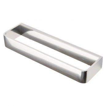 Haceka Aline Towel Bar 600mm - Polished Silver