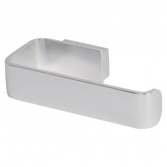 Haceka Aline Paper Roll Holder - Brushed Silver