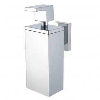 Haceka Edge Modern Soap Dispenser - Chrome