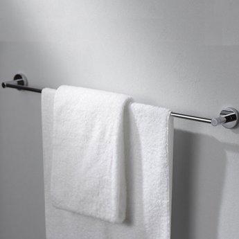 Haceka Kosmos Towel Rail, 843mm Wide, Chrome