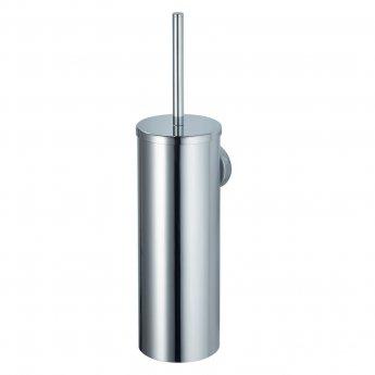 Haceka Kosmos Metal Toilet Brush Holder, Chrome
