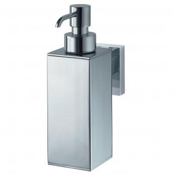 Haceka Mezzo Metal Soap Dispenser, Chrome